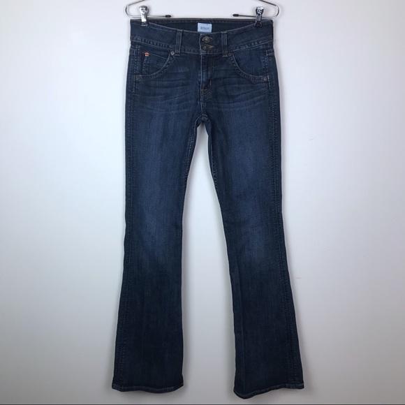 42a60686e7c Hudson Jeans Jeans | Hudson Signature Midrise Bootcut Flap 27 | Poshmark